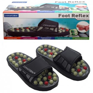 Lanaform Foot Reflex Slippers