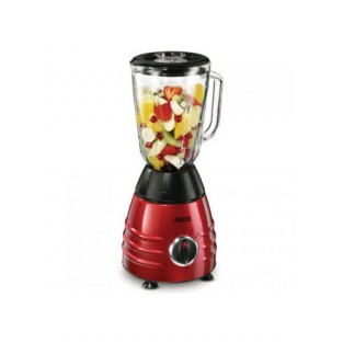 princess retro blender red rib