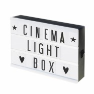 Cinema Light Box