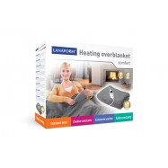 Lanaform Heating Overblanket Knuffeldeken - 160x130cm
