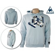 hooded sweater le coq sportif