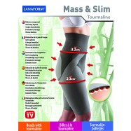 Lanaform Mass & Slim Tourmaline afslankbroek