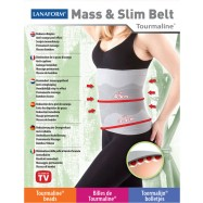 Lanaform Mass & Slim Belt afslankgordel