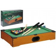 mini pool tafel