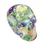Money Bank Skull spaarpot
