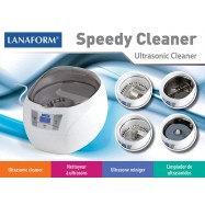 Lanaform Speedy Cleaner Ultrasoon Reiniger