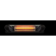 Veito Blade Mini Black Carbon Infrarood Heater 1200 WATT - RC